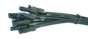 Bentek 1500VDC UTS Cable Harness