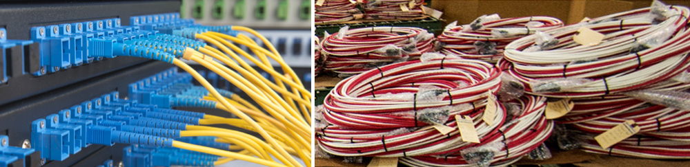 cable harnessing