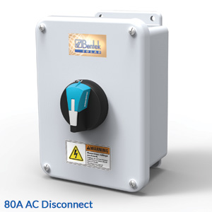 80A AC Disconnect